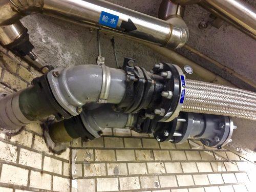 給水管改修の目安イメージ