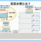 高架水槽とは?仕組みについて解説